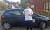 Pupil passed driving test with our driving school photo